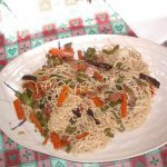Chinese Noodles With Vegetables Recipe